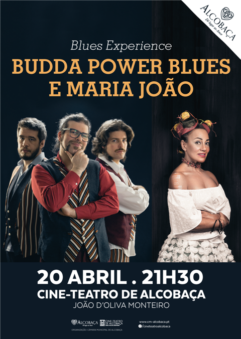 Budda Power Blues e Maria João
