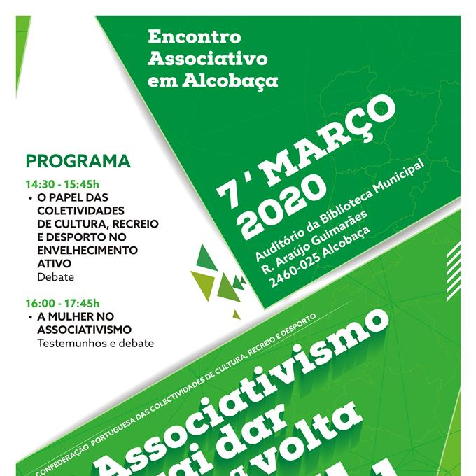 O papel do associativismo em debate na Biblioteca Municipal de Alcobaça